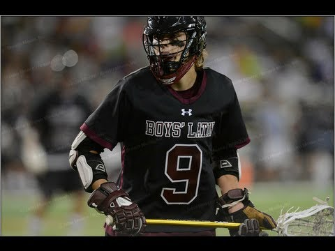 Shack Stanwick Lacrosse Highlights