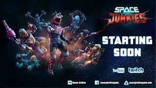 Space Junkies: LIVESTREAM - Champions VS Devs | Ubisoft [NA]