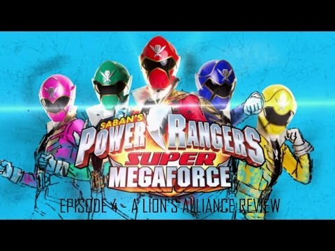 Daily Gamer/Comic/Movie Fan - Power Rangers Super Megaforce Episode 4 Review