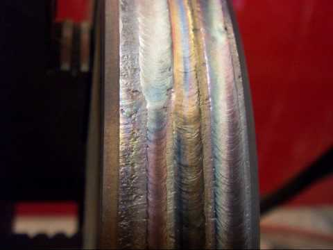 Tig Welding Equipment With Pulse - Everlast Powertig 250EX - Part 4