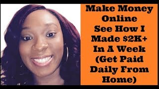 How To Make Money Online Fast | How To Earn Money Online 2018 | Work From Home Jobs Online Jobs 2018