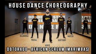UNITEDBYDANCE COMMUNITY | HOUSE DANCE CHOREOGRAPHY | DOTORADO - AFRICAN SCREAM (MARIMBAS)