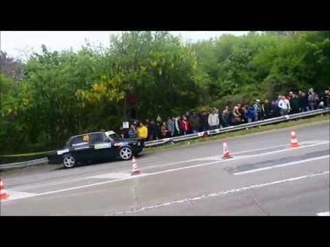 Rally Varna 2014 SS2 Aladzha Monastery