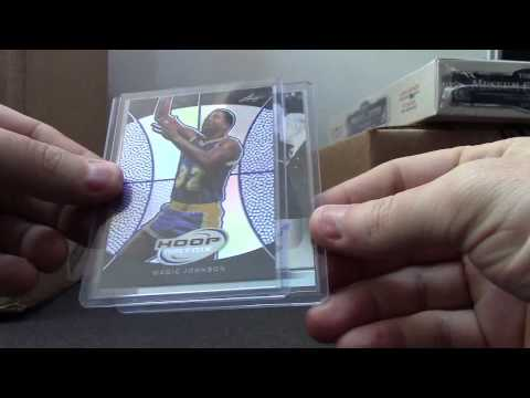 Nick's 2012/13 Leaf Metal Basketball Box Break