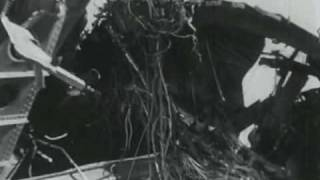 U.S. B-29 & F6F & F4U Shot Down - Imperial Japanese Air Defence Battle footage 1944~45