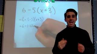 Turtleneck Math Ep1: The Distributive Property is LIT!!!!