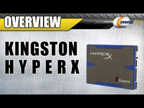 Newegg TV: Kingston HyperX 240GB SSD SH100S3 Overview & Benchmarks