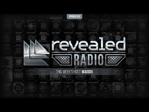 Revealed Radio 032 - Hosted by Maddix