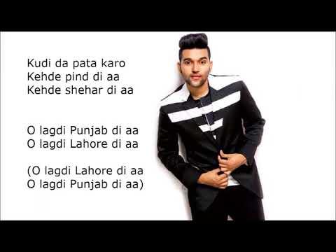 Guru Randhawa: LAHORE Lyrics | Bhushan Kumar | Vee Music | DirectorGifty | T-Series thumbnail