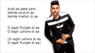 Guru Randhawa Lahore Bhushan Kumar Vee Music Directorgifty T Series