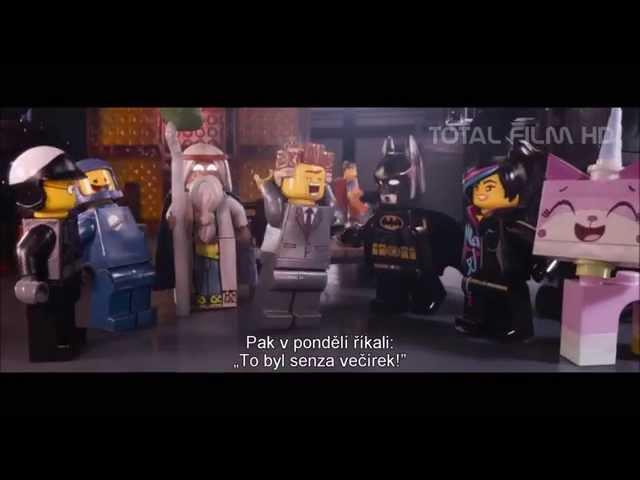 Lego příběh (2014) - film o filmu - Příběh za kostkami CZ HD
