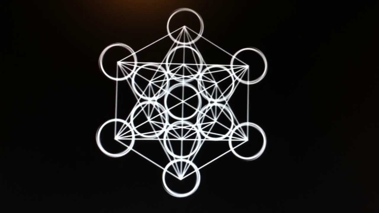 sacred geometry metatron cube what are they youtube
