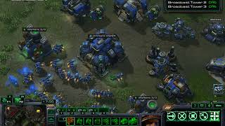 Starcraft II: Wings of Liberty - Campaign - Media Blitz (Brutal Difficulty) HD