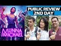download mp3 dan video Munna Michael Public Review - Second Day (Saturday) - Tiger Shroff, Nawazuddin Siddiqui