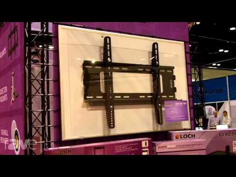 InfoComm 2013: Loch Showcases Brackets And Mounts