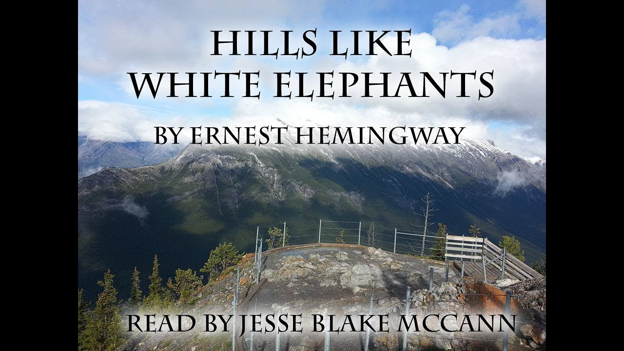 comparison hills like white elephants and the lottery Start studying short story authors and titles learn vocabulary  hills like white elephants ernest hemingway the lottery shirley jackson girl.