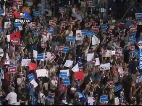 Michelle Obama Rallies Democrats