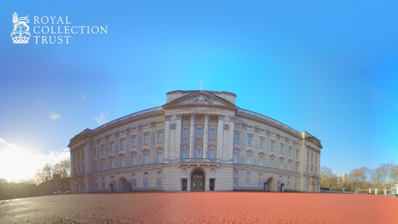Végre beleshetünk a Buckingham-palotába