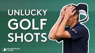 Unluckiest Golf Shots Ever