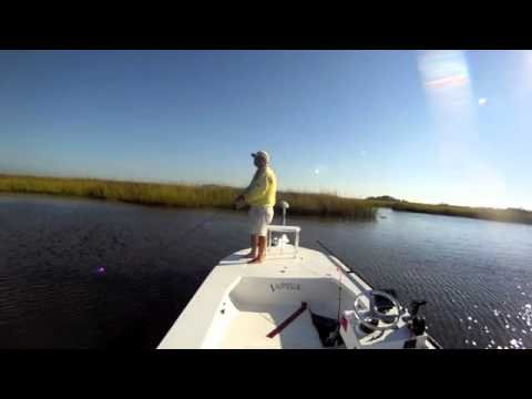 Cape Fear Speckled Trout Sept 2010.m4v