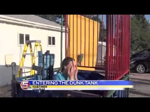News 5 at 10 - Beastie Bonanza Dunk Tank / July 10, 2014