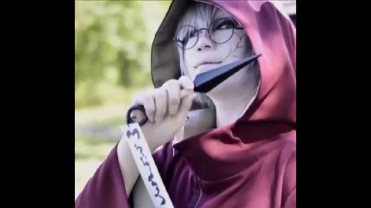 Best naruto (and shippuden) cosplay - YouTube