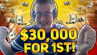 $30,000 FOR 1ST DEEP IN THE $215 BOUNTY BUILDER PokerStaples Stream Highlights