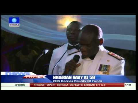 Nigerian Navy Marks 59 Years Of Existence With Ceremonial Sunset