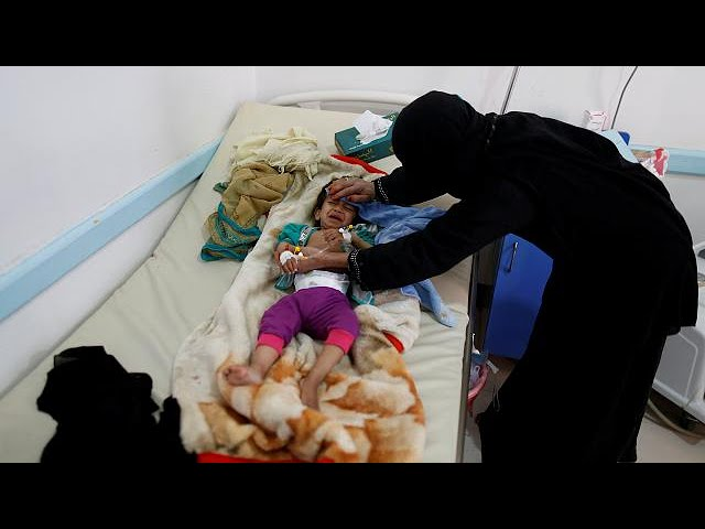 Yemen's cholera crisis