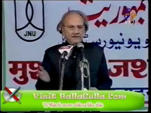 Saghir Khayami - Mazahiya - Tefli Mein Suna Karta Tha Nani Say_clip0.wmv