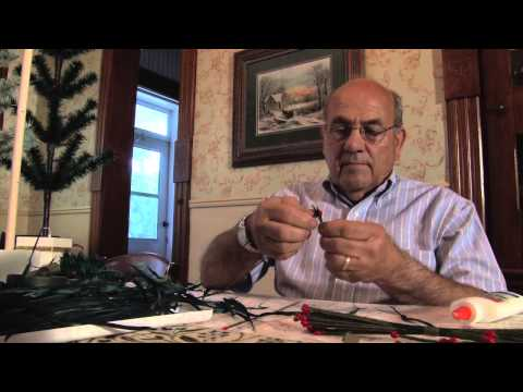 Scenic Stops: Feather Tree Maker, Dennis Bauer S2