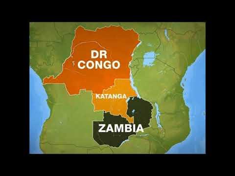 Democratic Republic of Congo train crash: 34 killed; 11 cars of the train catch fire
