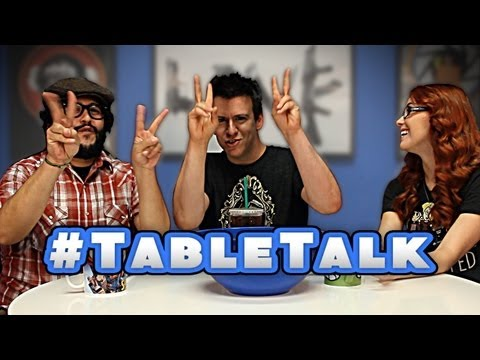 Table Talk: Teen Moms, Fanny Packs, & Guest Stars, OH MY!!