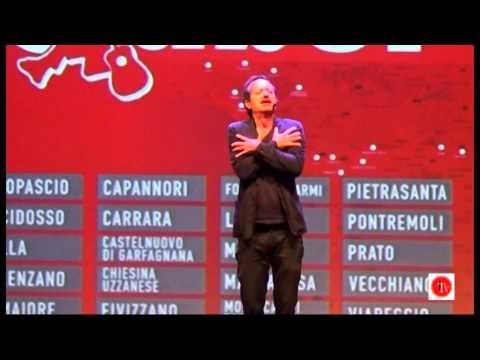 Camaiore: Festival Gaber-Rocco Papaleo 27-07-2014