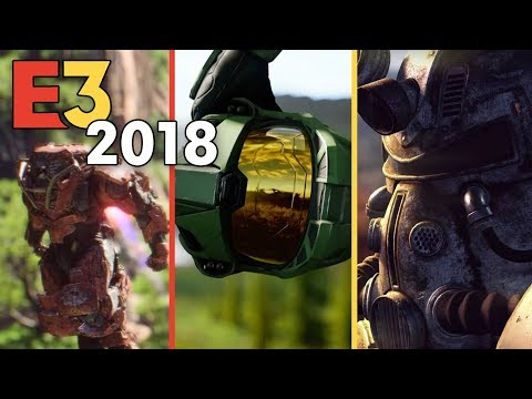 E3 2018 Press Conferences Round Up! - EA + Xbox + Bethesda + Square Enix