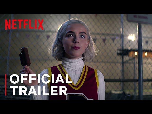 Chilling Adventures of Sabrina Part 3   Official Trailer   Netflix thumbnail