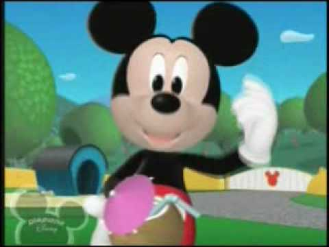 Mickey Mouse Clubhouse Intro And Hot Dog Song