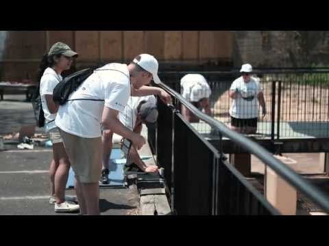 Collette Volunteers in New York City | Tourism Cares 2013
