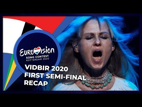 Vidbir 2020 (Ukraine) | First Semi-Final | OUR TOP 8