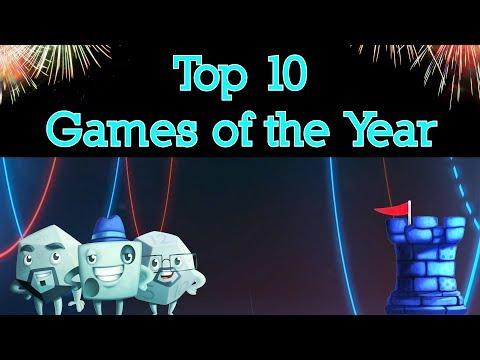 Top 10 Games of 2017!