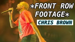 Chris Brown LIVE at INDIGOAT TOUR **Dancing**