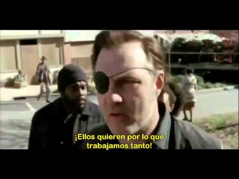 —» The Walking Dead Tercera Temporada Capitulo 16 ' Welcome to the Tombs ' Adelanto ! Sub Español