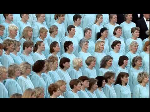 Mormon Tabernacle Choir - Redeemer of Israel