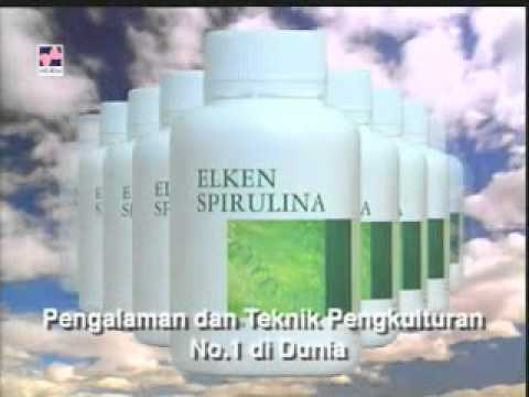 Elken Spirulina Introduction