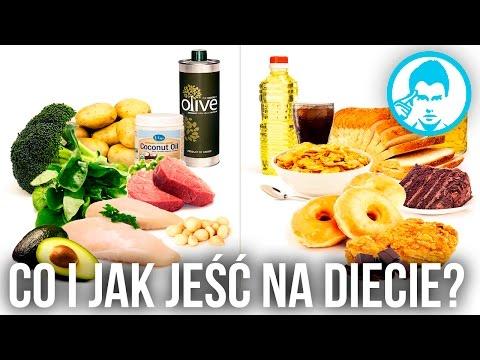 Odżywianie To Podstawa! Co Jeść Na Diecie?