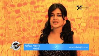 Madhumita Sarkar with Kolkata GlitZ
