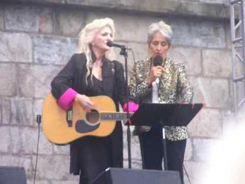 Joan Baez&Judy Collins- Newport Folk Fest '09