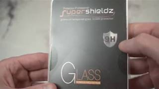 Supershieldz Tempered Glass Screen Protector For OnePlus 7 Pro Review