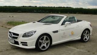 New Mercedes-Benz SLK R172 (2011) Exterior - 250 CGI in HD