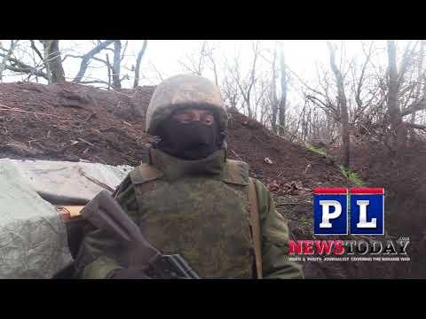 Боец ДНР с территории, подконтрольной Украине, рассказывает о себе